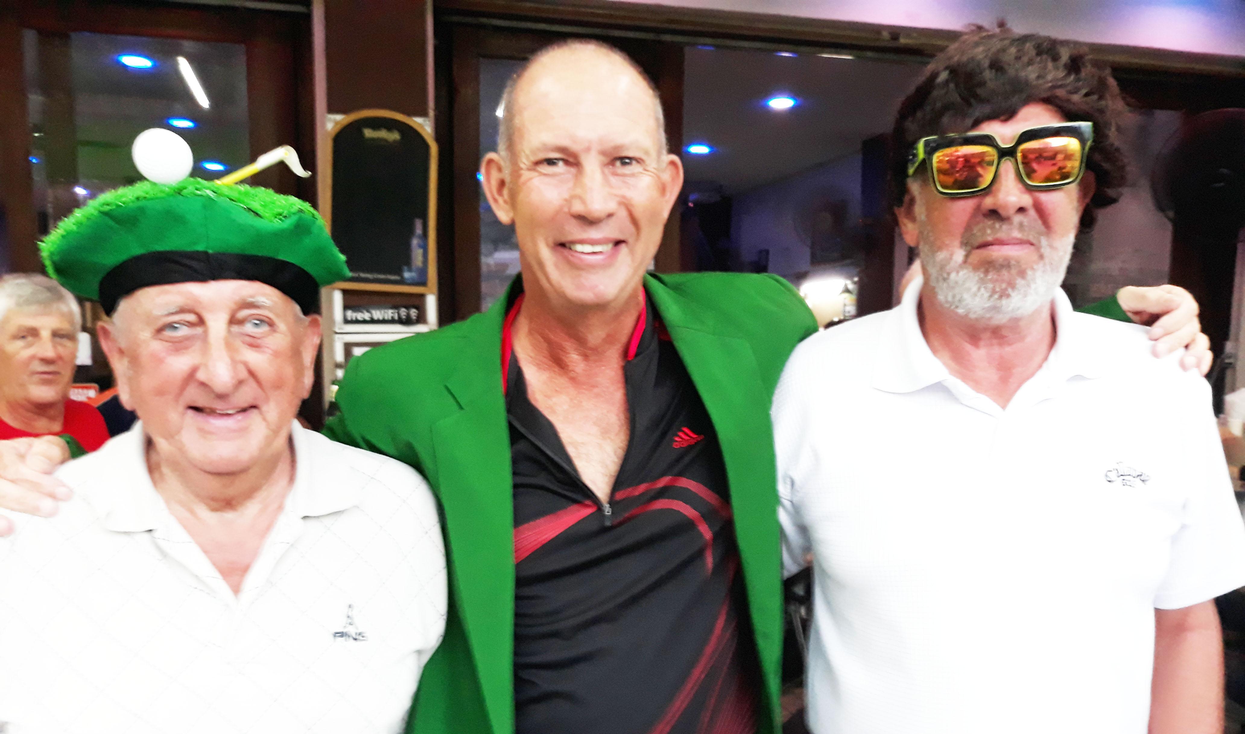 Pattaya Links Golf Society...........Khao Kheow…A+B…........Fri...Nov.30….........S/ford